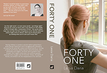 Forty Oneis now available worldwide as a downloadable digital e-book