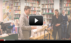 Debut novel Fort One book launch video