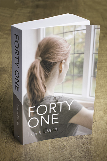 Forty One by Lesia Daria